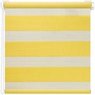 Рулонная штора «АС Март» Баланс, 007.05, желтый, 52х160 см