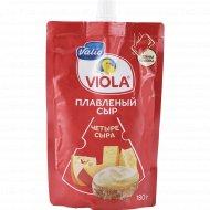 Сыр плавленый «Viola» четыре сыра, 45%, 180 г