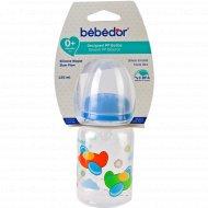 Бутылочка «Bebe d'or» с силиконовой соской, 125 мл.