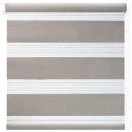 Рулонная штора «АС Март» Баланс, 007.13, серый, 48х160 см