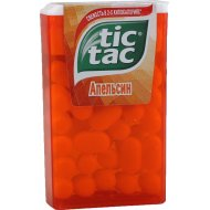 Драже «Tic Tac» со вкусом апельсина, 16 г.