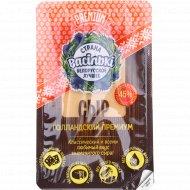 Сыр «Голландский Премиум» 45%, 150 г.