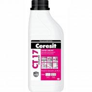 Грунтовка «Ceresit» CT 17, 2069999, 1 л