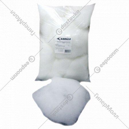 Наполнитель «Kamisa» полиэфирный, шарики, 0.5 кг.