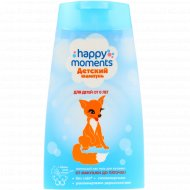 Шампунь детский «Happy moments» 240 мл.