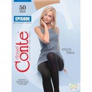 Колготки женские «Conte» Episode, размер 4, 50 Den, Nero