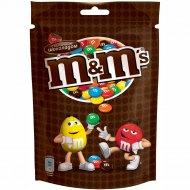 Драже «M&M's» c молочным шоколадом, 130 г.