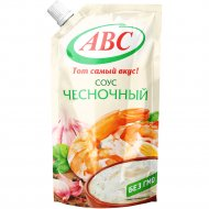 Соус «ABC» чесночный, 200 г.