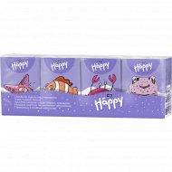 Платки «Bella Baby Happy» бумажные, 8 шт.