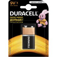 Элемент питания «Duracell» 6LF22/MN1604BP.
