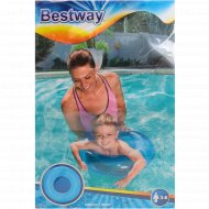 Круг для плавания «Bestway» прозрачный, надувной, 51 см.