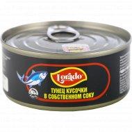 Конс.рыбн.тунец