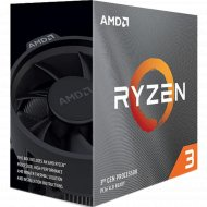 Процессор «AMD» Ryzen 3 3100 Box.