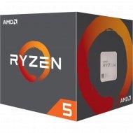 Процессор «AMD» Ryzen 5 1600 Box.