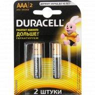 Элемент питания «Duracell» 2 шт.