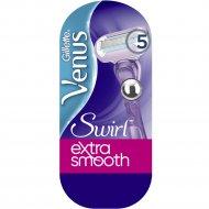 Женская бритва «Gillette Venus» Swirl Flexiball + сменная кассета, 1 шт.