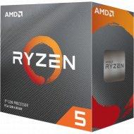 Процессор «AMD» Ryzen 5 3400G Box.