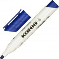 Маркер для доски «Kores» синий