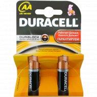 Элемент питания «Duracell» LR6/MN15002BP, типоразмер АА, 2 шт
