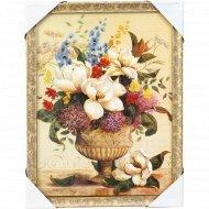 Картина печатная в рамке, РК-104, 33х26 см.