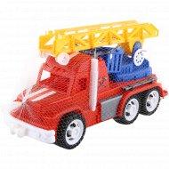 Игрушка «Детский автомобиль» профи, пожарная машина.