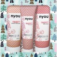 Набор подарочный «Nyou» с экстрактом гуараны, 3.0