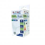 Светодиодная лампа «V-TAC» Samsung SKU-229, 9 ВТ, А58, Е27, 4000К.