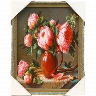 Картина печатная в рамке, РК-105, 31х24 см.