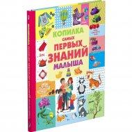 Книга «Копилка самых первых знаний малышей» Л.В. Доманская.