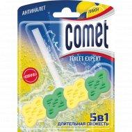 Блок очистительный для унитаза «Comet» цитрус, 48 г.