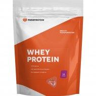 Сывороточный протеин «Whey Protein» клубника со сливками, 420 г.
