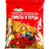 Грунт питательный «Bona Agro» для томатов и перцев, 10 л.