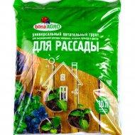 Грунт питательный «Bona Agro» для рассады, 10 л.
