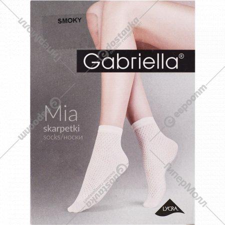 Носки женские «Mia» 20 den, серые