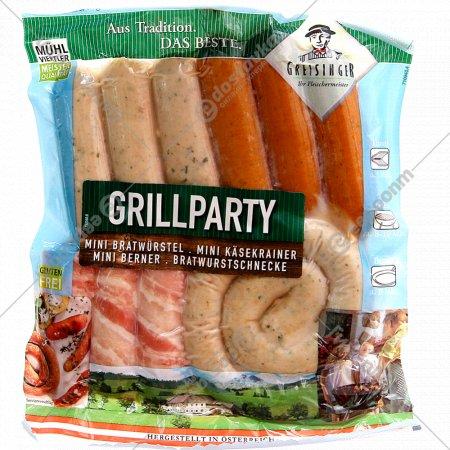 Набор для жарки и гриля «Grill Perty» 450 г.