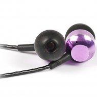 Наушники «Perfeo» Tangle фиолетовый.