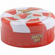 Карамель леденцовая молочная «Darlin' Day» клубника-сливки, 180 г.