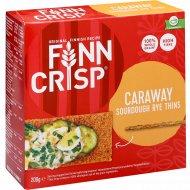 Сухарики «Finn Crisp» с тмином 200 г.