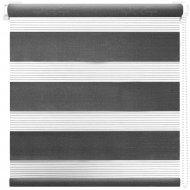 Рулонная штора «АС Март» Баланс, 007.14, темно-серый, 67х160 см