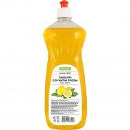 Средство для мытья посуды «OfficeClean» с ароматом лимона, 1 л.