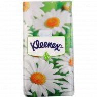 Платочки бумажные «Kleenex» ромашка, 10 шт.