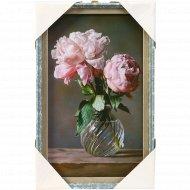 Картина печатная в рамке, РК-111, 33х22 см.