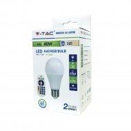Лампа светодиодная «V-Tac» 6W-470M-A60-E27-4000K.