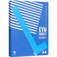 Бумага A4 «KymLux business» 70 г/м., 500 листов