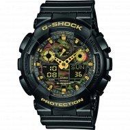 Часы наручные «Casio» GA-100CF-1A9