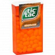 Драже «Tic Tac» со вкусом апельсина, 49 г.