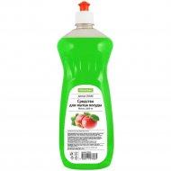 Средство для мытья посуды «OfficeClean» с ароматом яблока, 1 л.