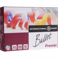 Бумага A4 «Ballet Premier ColorLok» 80г/м., 500 листов
