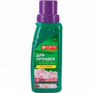 Жидкое удобрение «Bona Forte» для орхидей, 285 мл.