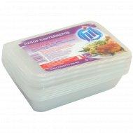Набор контейнеров для пищевых продуктов 500 мл, 5 шт.